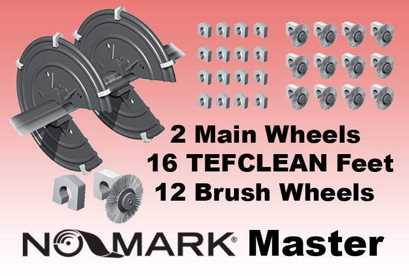 'NO-MARK' MASTER SET AM Multi 1250, 1360, 1650
