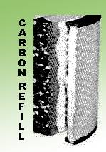 ACTIVATED CARBON REFILL KIT For Air Purifier - 8 lbs.