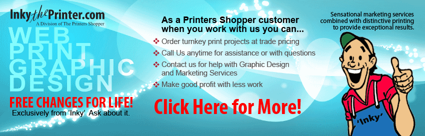 Inky The Printer banner